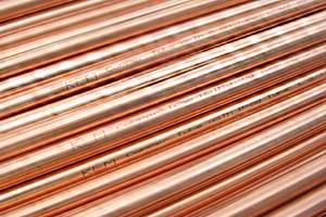 ท่อทองแดงแบบเส้น TYPE M