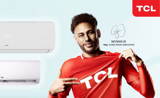 แอร์ TCL แอร์ถูก คุณภาพดี มีทั้งแบบธรรมดา และแบบ Inverter