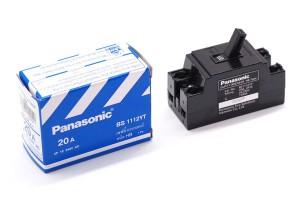 เบรกเกอร์ Panasonic (พานาโซนิค) ขนาด 20A