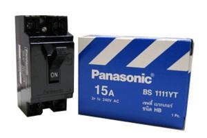 เบรกเกอร์ Panasonic