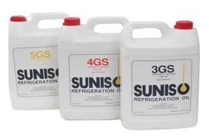 น้ำมันคอมเพรสเซอร์แอร์บ้าน ยี่ห้อ SUNISO 3/4/5 GS