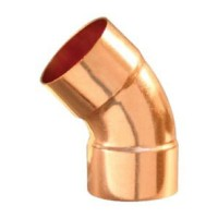 อุปกรณ์ทองแดง (ข้องอ 45)