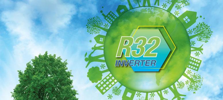แอร์ Daikin Inverter รุ่น R32 Smile ประหยัดพลังงาน