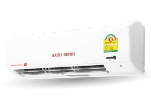 แอร์ Saijo Denki รุ่น SMART COOL R32 ประหยัดพลังงานเหนือกว่า
