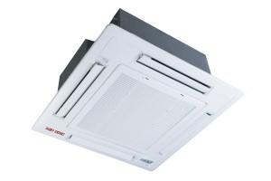 แอร์ Saijo Denki รุ่น Turbo SSC แบบฝังฝ้าเพดาน