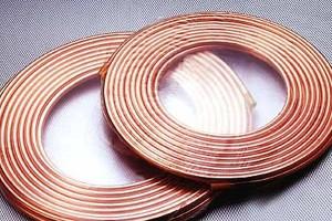 ท่อทองแดงม้วน เเบบหนาพิเศษ