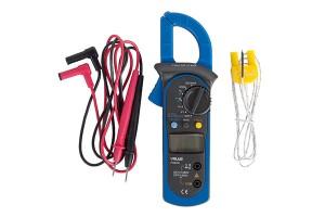Clamp Multimeter เครื่องวัดกระแสไฟ แรงดันไฟ ยี่ห้อ Value