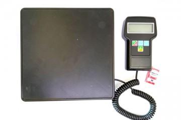 เครื่องชั่งน้ำหนักดิจิตอล REFRIGERANT CHARGING SCALE รุ่น RCS-7040