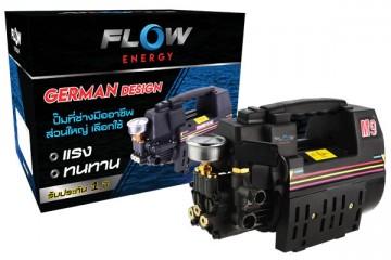 ปั๊มน้ำแรงดันสูง FLOW Energy ปั๊มล้างแอร์ แรง ทนทาน มีประกัน