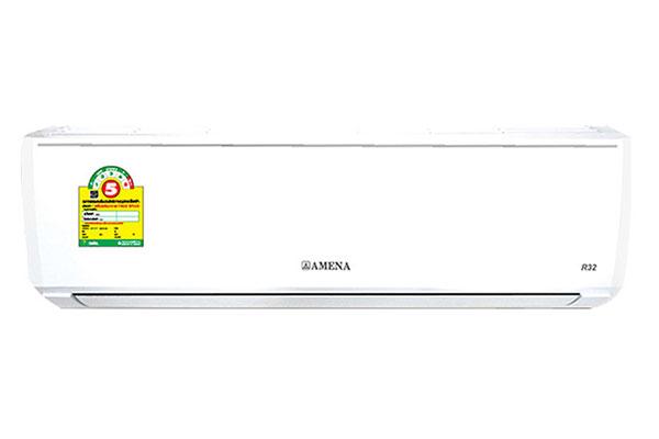 แอร์ Amena รุ่น WJ Series แอร์ติดผนัง พร้อมระบบฟอกอากาศภายใน