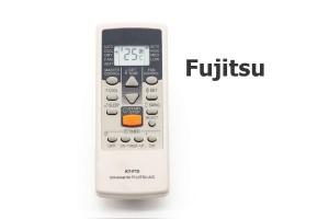 รีโมทแอร์ ฟูจิตสึ (Fujitsu) แบบเทียบ