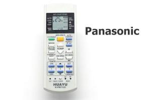 รีโมทแอร์ พานาโซนิค (Panasonic) แบบเทียบ