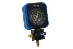 เกจ์หัวเดี่ยว ยี่ห้อ VALUE รุ่น VRM1-B-0404