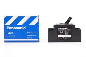 เบรกเกอร์ Panasonic (พานาโซนิค) ขนาด 30A