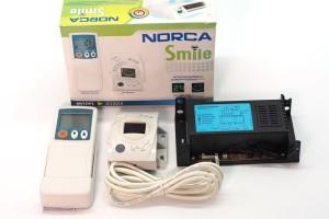 ชุดรูมเทอร์โม NORCA Smile รุ่น G152A แบบดิจิตอล และมีรีโมทไร้สาย