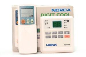 ชุดรูมเทอร์โม NORCA Digital Cool รุ่น N211 แบบดิจิตอล และมีรีโมทไร้สาย