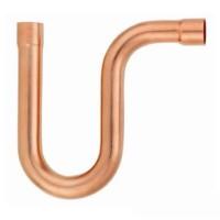 ข้อต่อท่อทองแดง P-Trap พีแทรปทองแดง