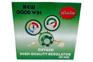 เกจ์ลม ออกซิเจน ยี่ห้อ Goodwin ใช้วัดลมแก๊สได้