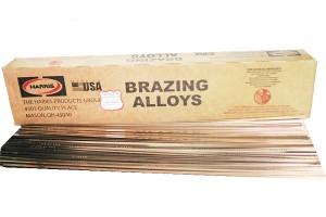 ลวดเชื่อมทองแดง Alloy 0% Harris