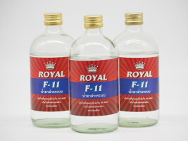 น้ำยาล้างระบบ  สำหรับน้ำยาแอร์ระบบ F-11