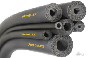 ยางหุ้ม Aeroflex หนา 1-1/4  นิ้ว
