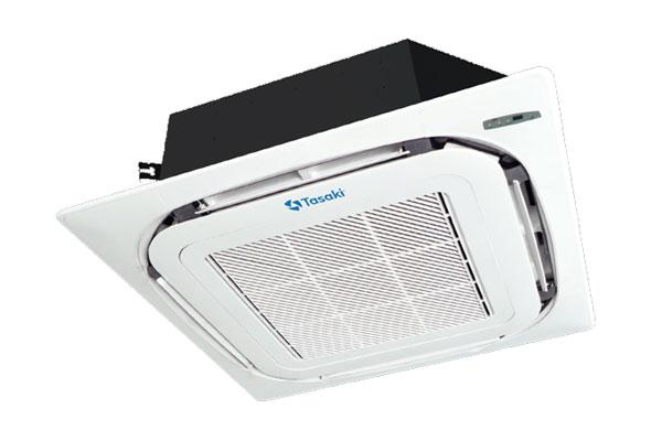 แอร์ Tasaki แบบ 4 ทิศทาง รุ่น FCCT-BI Series เป็นระบบ Inverter ประหยัดไฟ