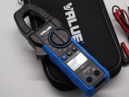 เครื่องวัดกระแสไฟ (คลิปแอมป์) VALUE Digital Clamp Multimeters (แบบคล้อง)