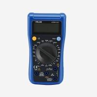 เครื่องวัดกระแสไฟ Modern Digital Multimeters ยี่ห้อ VALUE